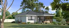The Seabreeze Ɩ Lifestyle Granny Flats Ɩ BrisbaneLifestyle Granny Flats Granny Pod, Granny Flat, Funky Design, Modern Design, All The Mods, Backyard Cabin, Unique Trees, Garden Buildings, House Blueprints