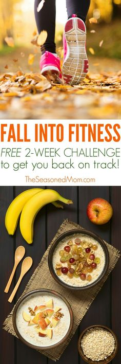 Fall Into Fitness Free Two Week Challenge