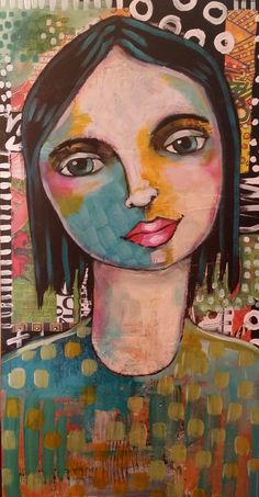 SUZAN BUCKNER ART: WHAT IS GOING ON...