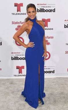 Gaby Espino from 2015 Billboard Latin Music Awards Arrivals | E! Online