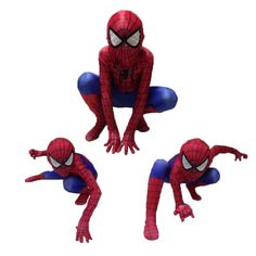 Kids Elastic Jumpsuit Amazing Spiderman Spandex Zentai Suit Halloween boys Costumes     Tag a friend who would love this!     FREE Shipping Worldwide   Brunei's largest e-commerce site.    Buy one here---> https://mybruneistore.com/kids-spiderman-costume-child-superhero-cosplay-elastic-jumpsuit-amazing-spiderman-spandex-zentai-suit-halloween-boys-costumes/