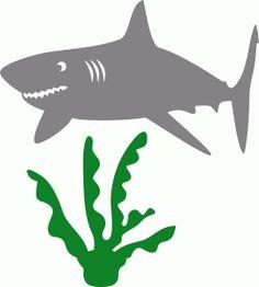 Silhouette Design Store - browse-daily-and-clearance Shark Silhouette, Silhouette Clip Art, Silhouette Cameo Projects, Silhouette Design, Silhouette Studio, Silhouette Files, Flora Und Fauna, Silhouette Online Store, Cricut Explore Air