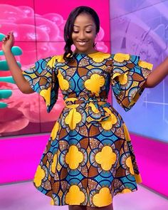 ankara styles pictures,ankara styles gown for ladies,beautiful latest ankara styles,latest ankara styles for wedding,latest ankara styles ovation Short African Dresses, Latest African Fashion Dresses, African Print Dresses, African Print Fashion, Ankara Dress Styles, Ankara Fashion, Africa Fashion, Latest Ankara Gown, Ankara Styles For Women