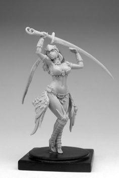 Kingdom Death, Monster: Phoenix Kit - Le blog de Thomas DAVID
