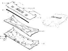 Rear Suspension (Strut, Shock Absorber & Transverse Link