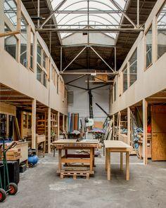 Krux, Amsterdam - Inside Closet