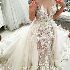 "1,657 curtidas, 5 comentários - Noiva Sonhante (@noivasonhante) no Instagram: ""👏👏👏 Via: @bridalbutterflyy #noivasonhante #vestido #vestidos #vestidodenoiva #noiva #noivas…"""
