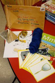 Krazy for Kindergarten Goes to 3rd!: Letter Land Mondays!