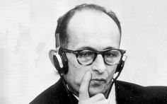 "Eichmann regretted not killing more Jews, saying "" there was more that we could have done."""