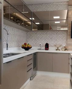 Finding the Best Fabulous Modern Kitchen Sets on Simplicity , Efficiency and Elegance - houseinspira Kitchen Room Design, Kitchen Cabinet Design, Modern Kitchen Design, Home Decor Kitchen, Interior Design Kitchen, Country Kitchen, Kitchen Furniture, Home Kitchens, Kitchen Nook