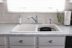 Before & After: A Surprise $2,500 Kitchen Remodel — Reader Kitchen Remodel