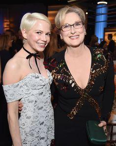 Michelle Williams, Meryl Streep