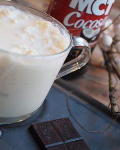 meglerfru1 – Riskrem Lavkarbo Cottage Cheese, Glass Of Milk, Drinks, Food, Drinking, Beverages, Essen, Drink, Meals