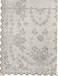 Kira scheme crochet: Scheme crochet no. 844