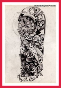 Half Sleeve Tattoos For Men Black And Grey | half sleeve tattoo designs for men black and white