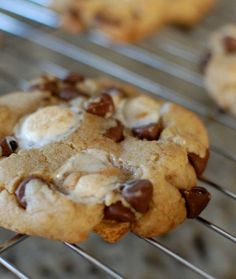 Day 13: S'mores Cookies