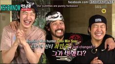Choi Min Soo on Running Man. Best episodes!