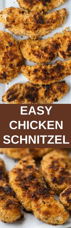 This is a grandma recipe so you know it's going to be good.This easy meal only takes 15 minutes! Make sure to serve with classic German sides like potato salad sauerkraut and spaetzle. Roast Chicken Recipes, Easy Meat Recipes, Easy Dinner Recipes, Easy Meals, Cooking Recipes, Duck Recipes, Chicken Meals, Turkey Recipes, Healthy Recipes
