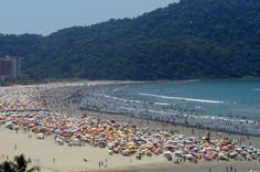 Praia Grande | Banco de Imagens - Prefeitura PG