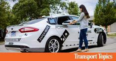 Ford Partners With Postmates in Path to Driverless Delivery