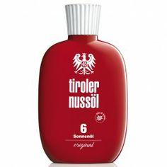 Tiroler Nussöl - Sonnenöl aus der GLOSSYBOX Festival Edition, 17,90€ / 150 ml