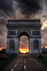 Sunset Triomphe