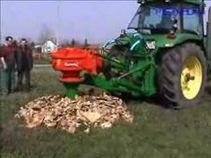 WATCH: This May Look Like An Ordinary Tractor, But It Does Something Incredible To This Tree Stump [VIDEO]