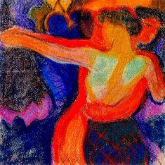 Tango, Frantisek Kupka (1871-1957)