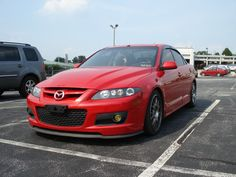 Speed 6 front lip