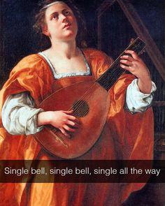 Santa Cecilia - Artemisia Gentileschi (1620)