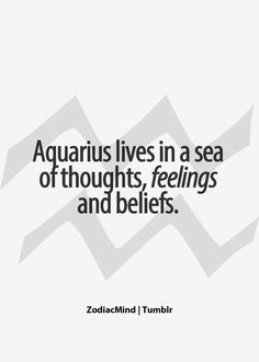 Zodiac Aquarius Women Quotes. QuotesGram