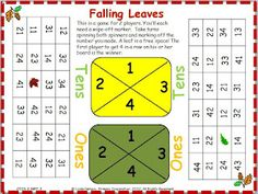 Here's a game for building numbers from tens and ones.