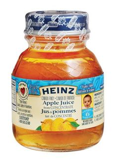 Heinz Apple Juice From Concentrate