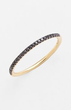 Bony Levy Stackable Diamond Band Ring (Nordstrom Exclusive)