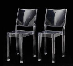 """La Marie"" Philippe Starck, Kartell Italien. Design1998."