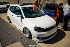 Vw Polo Modified, Volkswagen Polo, Stance Nation, First Car, Bugatti, Dream Cars, Audi, Lovers, Group