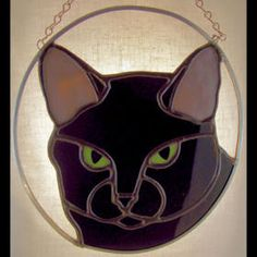 Cats   Product Categories   Holli Boyle Stained Glass
