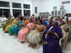 Erode Midtown #LionsClub (India) held a music concert for senior citizens