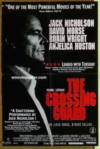 Crossing guard Nicholson Anjelica Huston, Robin Wright, Think Deeply, Jack Nicholson, Film Music Books, Shadows, Hollywood, Memories, Club
