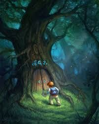 Image result for magical tree