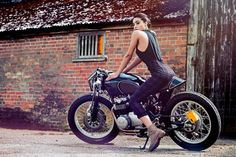 Honda CB550 'Ripon' by Old Empire Motorcycles.