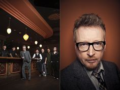 Dave King and Flogging Molly, by Gene Smirnov