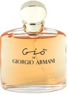 Gio  by  Giorgio  Armani  Perfume  for  Women. Yummy.