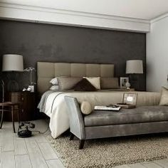 grey brown taupe sophisticated bedroom with hairy area rug also bedroom bench gray for what about this gray bedroom ideas pictures