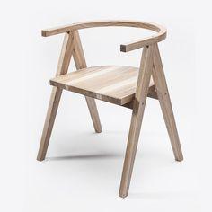 A1 chair wood #A1chair
