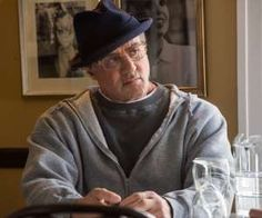This photo provided by Warner Bros. Pictures shows Sylvester Stallone as Rocky B... - The Associated Press
