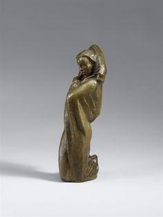 Georg Kolbe, Nonne (Kleine Nonne), 1923, Auktion 1070 Moderne Kunst, Lot 310