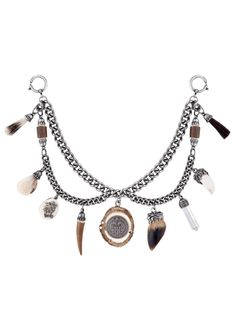 Charivari Herren Trachtenschmuck Gams Lederhosen, Vulture, Hunting, Menswear, Collection, Jewelry, Art, Fashion, Dirndl