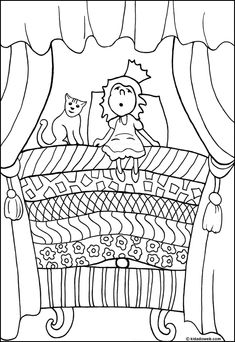 coloriage-princesse-pois.gif (537×780) Rainy Day Activities, Letter Activities, Princess And The Pea, Prince And Princess, Fairy Tale Projects, Adult Coloring, Coloring Pages, Social Emotional Learning, Busy Bee