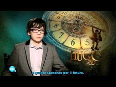 Hugo Cabret Interview with Asa Butterfield